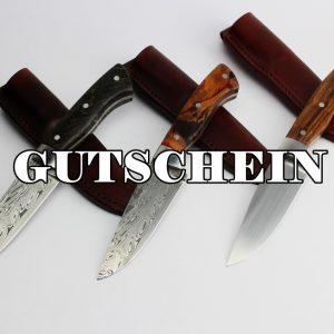 Gutschein Messermacherkurs